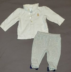 Infant Ralph Lauren Set